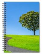 Lone Tree Spiral Notebook