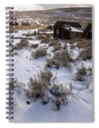 Lonely Bodie Spiral Notebook