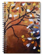 Lonely Breeze Spiral Notebook