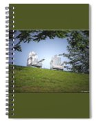 Lonely Companions Spiral Notebook