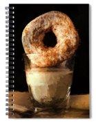Lonely Man's Dessert Spiral Notebook
