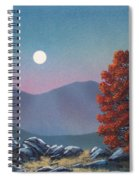 Lonely Sentinel Spiral Notebook