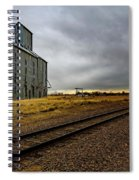 Lonesome Road Spiral Notebook