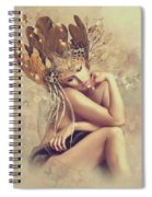 Lonesome Thoughts Spiral Notebook