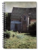 Long Ago And Far Away Spiral Notebook