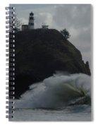Long Beach 2018 Dsc_3872 Spiral Notebook