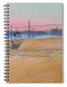 Long Beach Icons Spiral Notebook