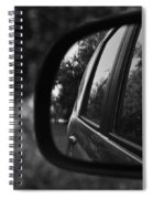 Long Drive Spiral Notebook