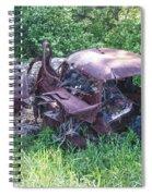 Long Forgotten 2808 Spiral Notebook
