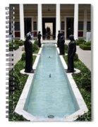 Long Fountain Spiral Notebook