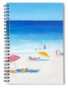 Long Hot Summer Spiral Notebook