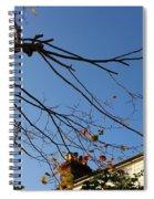 Long Reach  Spiral Notebook