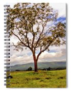 Long Tree Shenandoah Valley West Virginia  Spiral Notebook