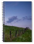 Longing Spiral Notebook