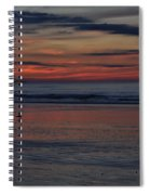 Longsands Dawn Spiral Notebook