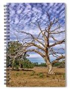 Lonley Tree Spiral Notebook
