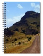 Lonly Road Spiral Notebook