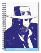 Lonnie Mack Spiral Notebook