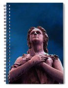 Look Above Spiral Notebook