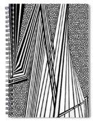 Look Around You Spiral Notebook