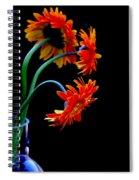 Look Away Spiral Notebook