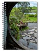 My World, Hobbiton Spiral Notebook