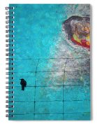 Look The Other Way Spiral Notebook