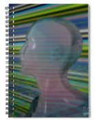 Look To The Nowhere Spiral Notebook