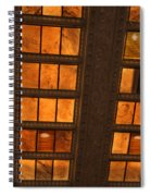 Look Up Lincoln Spiral Notebook