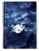 Look With A Pure Heart Spiral Notebook