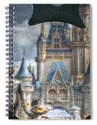 Looking Ahead Spiral Notebook
