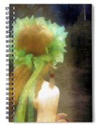Looking Back - Long Lost Love Spiral Notebook