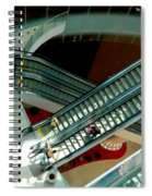 Looking Down - Revel Spiral Notebook