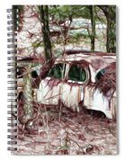 Looking For Love Spiral Notebook