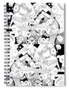 Looking For Love Take 1 Spiral Notebook