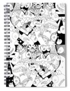 Looking For Love Take 2 Spiral Notebook