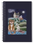 Looking For Marmaduke Spiral Notebook