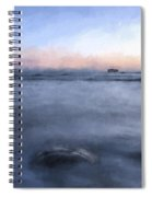 Looking For The Edge II Spiral Notebook