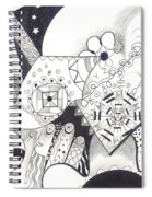 Looking For The Universe In A Grain Of Sand Spiral Notebook
