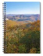 Looking Glass Rock  Spiral Notebook