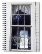 Looking Through The Windows Spiral Notebook