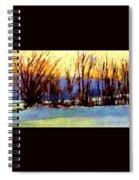 Looking Westword Spiral Notebook