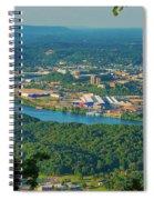Lookout Mountain Vantage Spiral Notebook