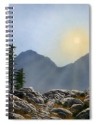 Lookout Rock Spiral Notebook