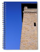 Lookout Tower On A Civil War Battlefield In Antietam Creek Maryl Spiral Notebook