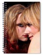 Looks Spiral Notebook