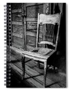 Loomis Ranch Chair Spiral Notebook
