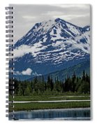 Looned View Spiral Notebook