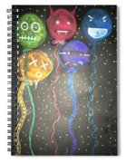 Loons Spiral Notebook