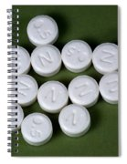 Lorazepam 0.5 Mg Tablets Spiral Notebook